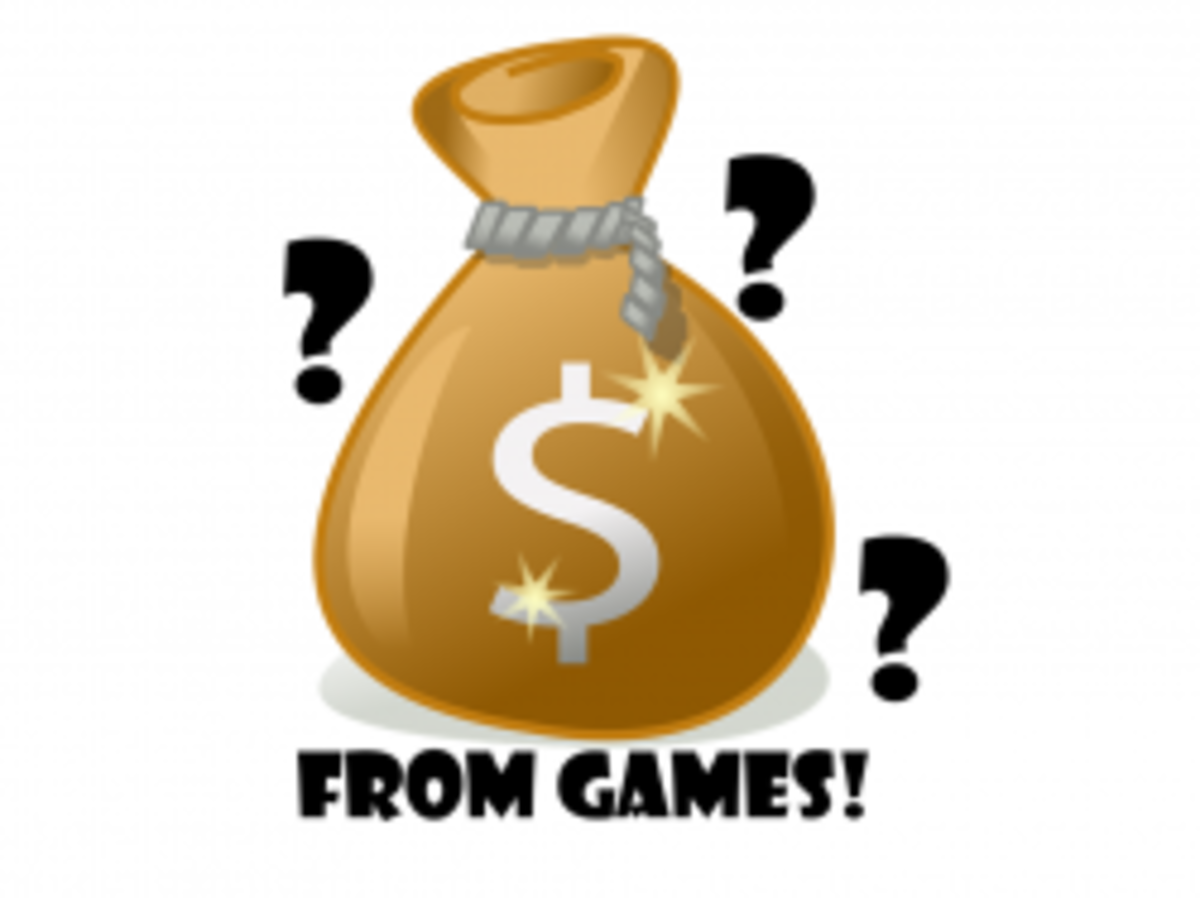 Can you make money from playing games?