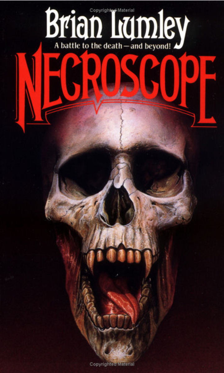 "After reading many of his books you soon realize that NecroScope stands apart.  To me, it was obvious, Lumley thought this book would be ""it"", alone.  The ONLY one.  Then... a ""Trilogy""  is what it became."