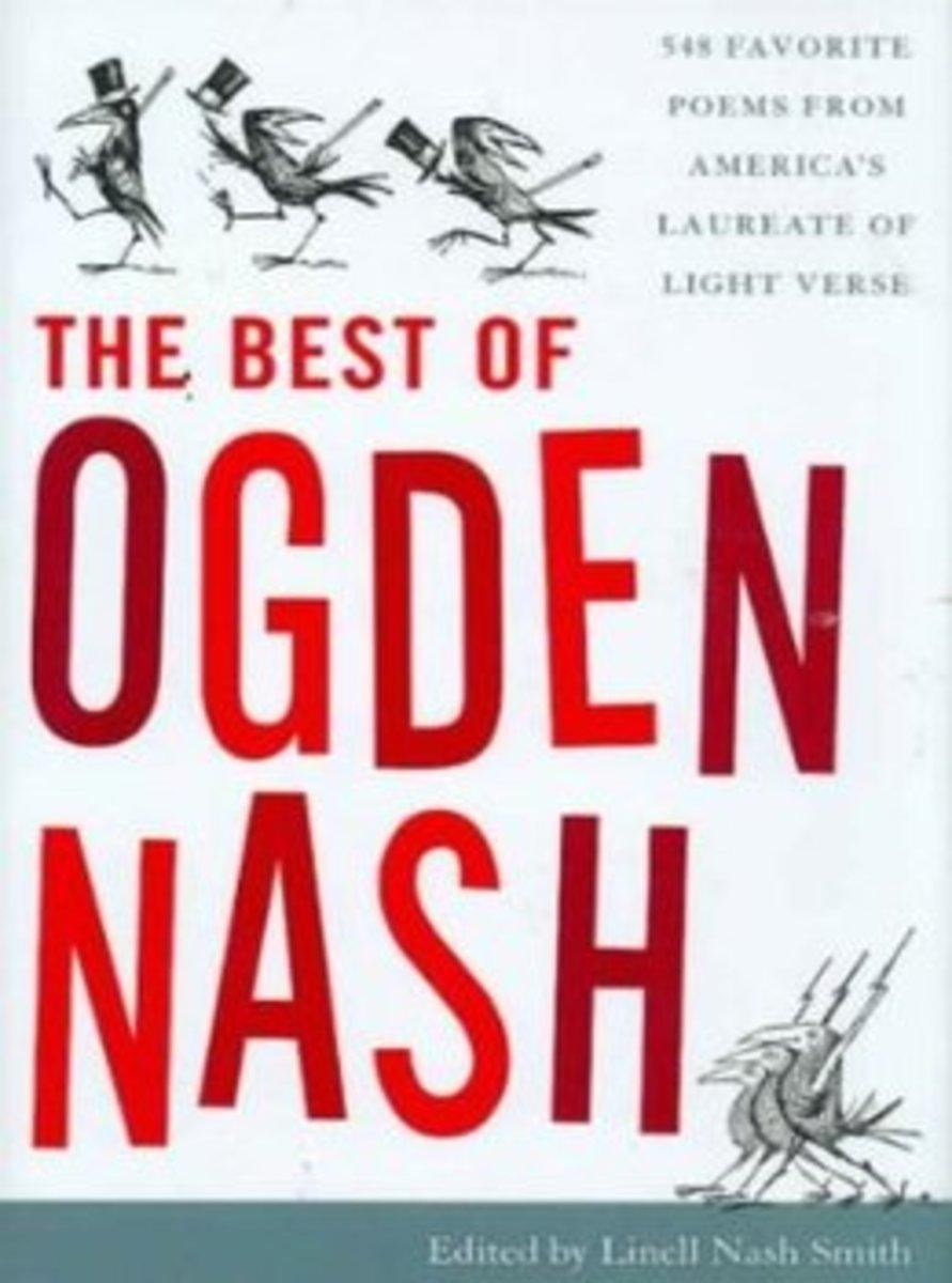 The Best of Ogden Nash Poetry