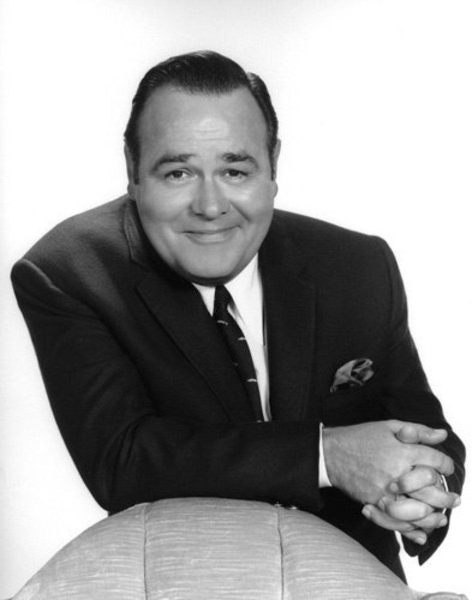 A young Jonathan Winters, 1960's