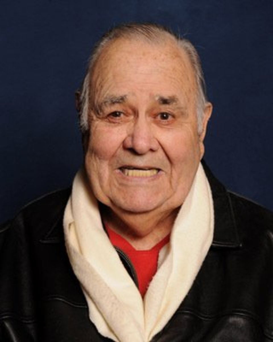 Jonathan Winters in his senior years