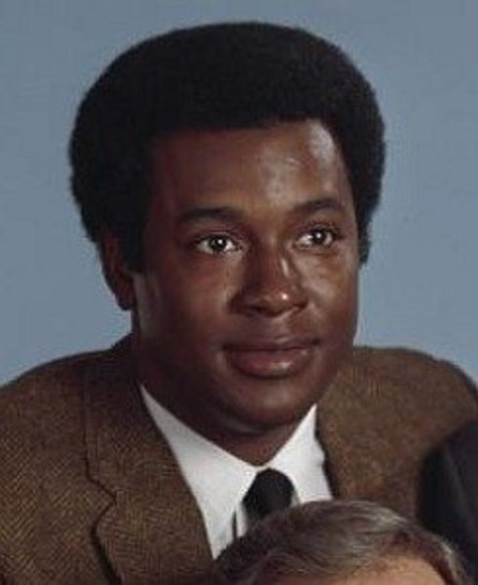 Don Mitchell in 1973