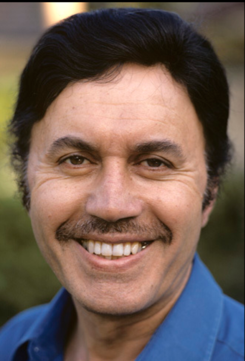 Michael Ansara, Syrian American actor, 4/15/1922 to 7/13/2013. Best known for his portrayal of Cochise in the TV series Broken Arrow (1956) and the character Kang on the Star Trek Deep Space Nine series. Cause of Death: Complications of Alzheimer's D