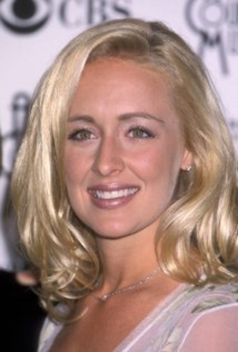 Mindy McCready, an American country music singer