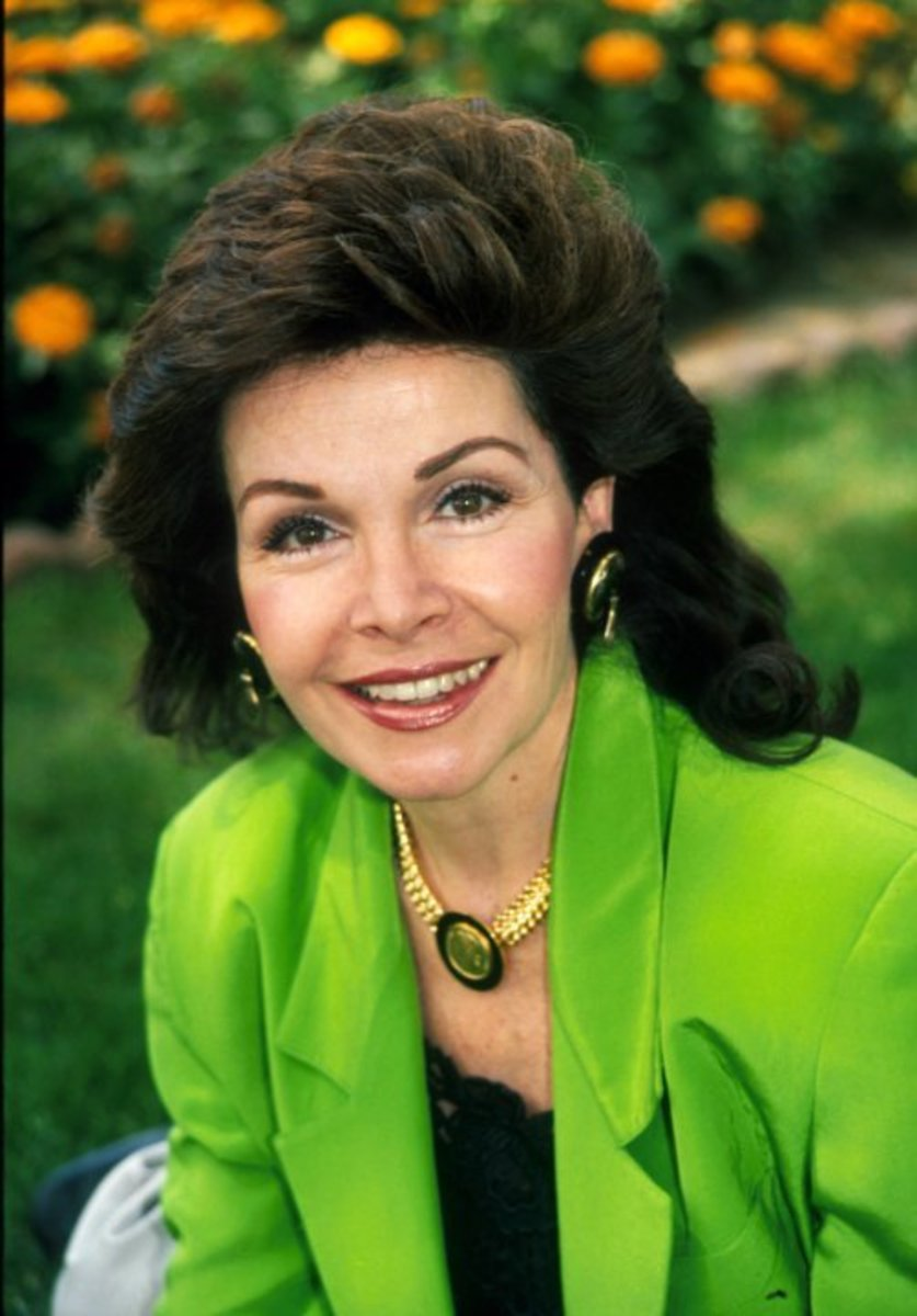 Annette Funicello around 1990.