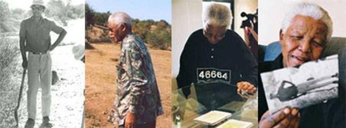 Mandela through the years
