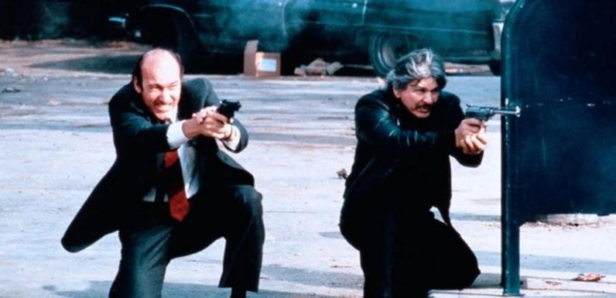 Ed Lauter in Death Wish 3, 1985