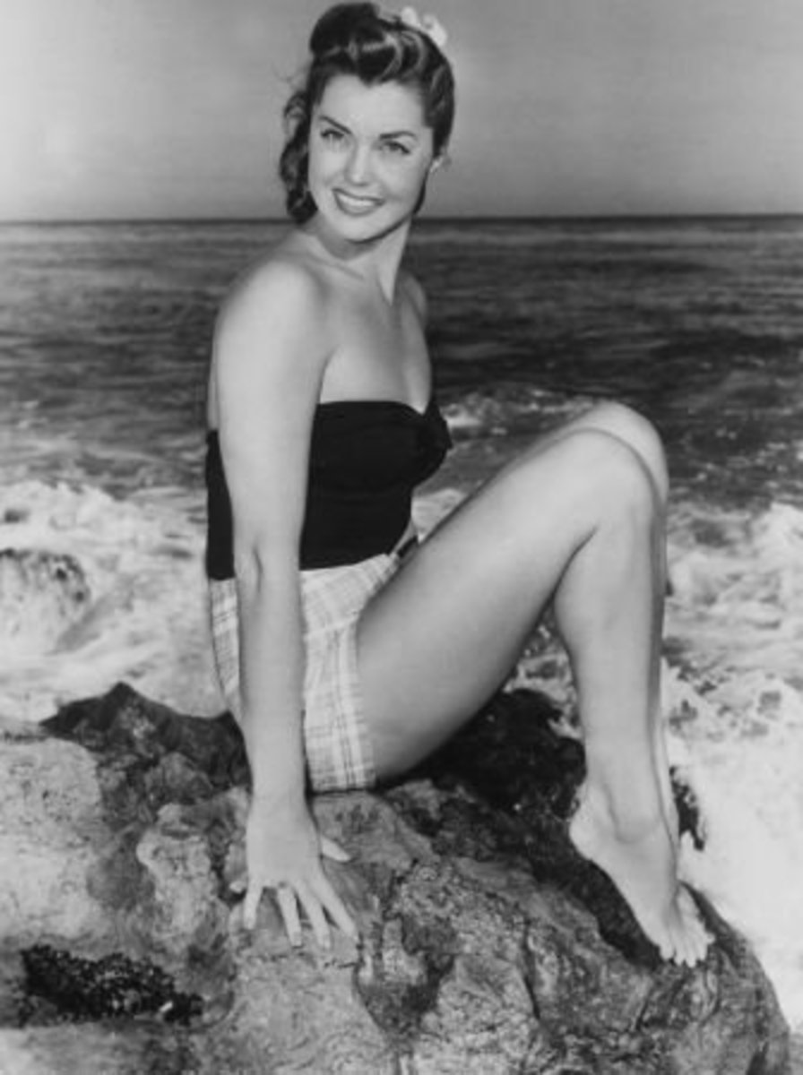 Esther Williams, around 1944