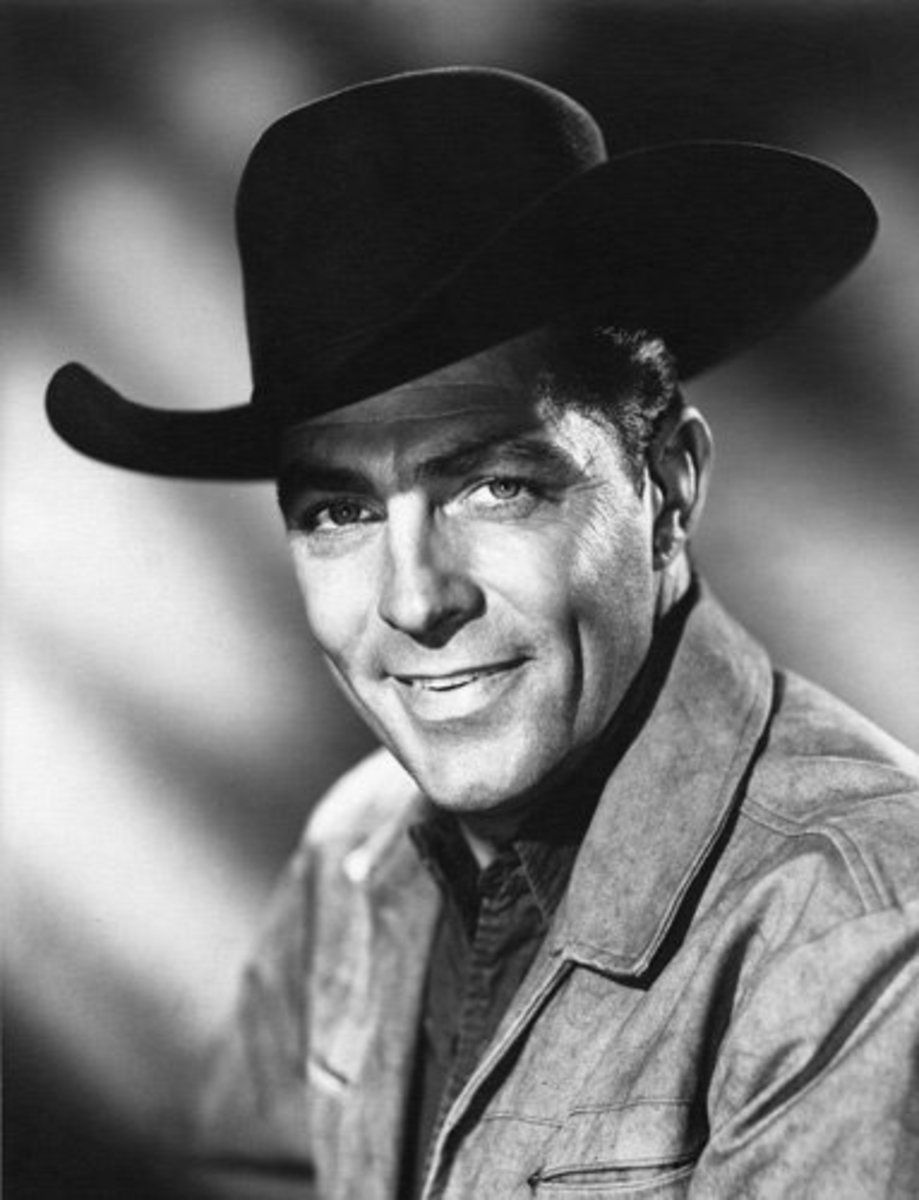 Dale Robertson in 1960's westerns