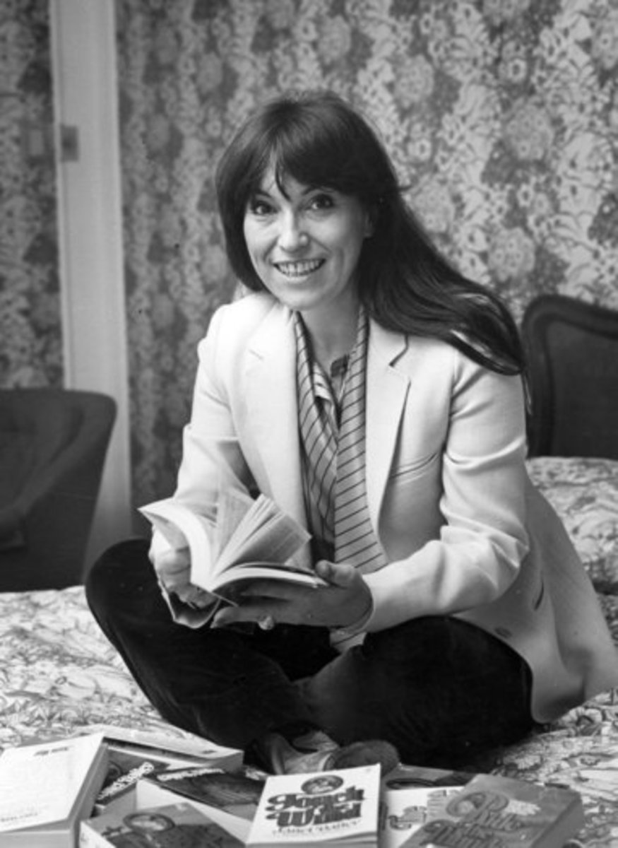 Janet Dailey in 1974