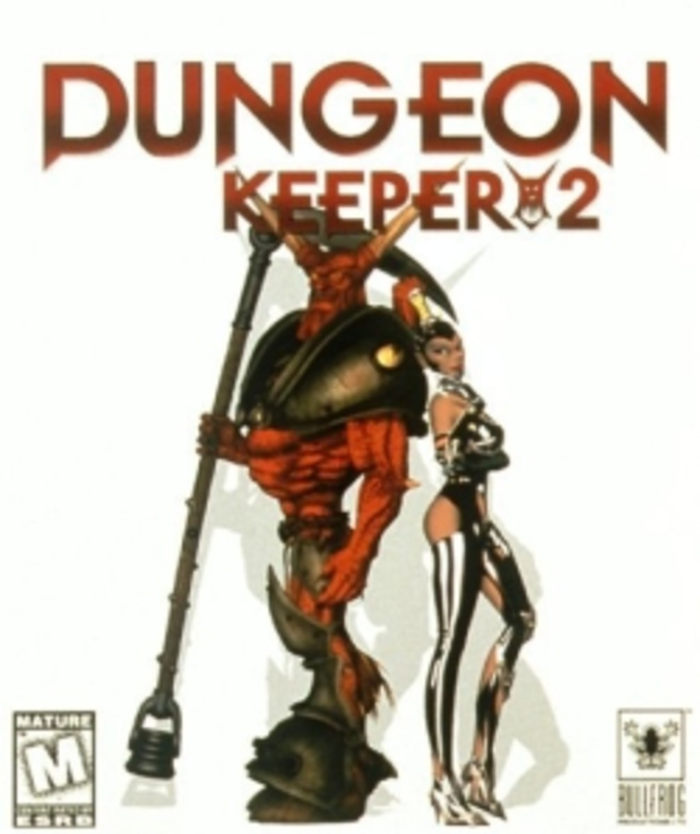 Games Like Dungeon Keeper - RTS, Management and Dungeon Games