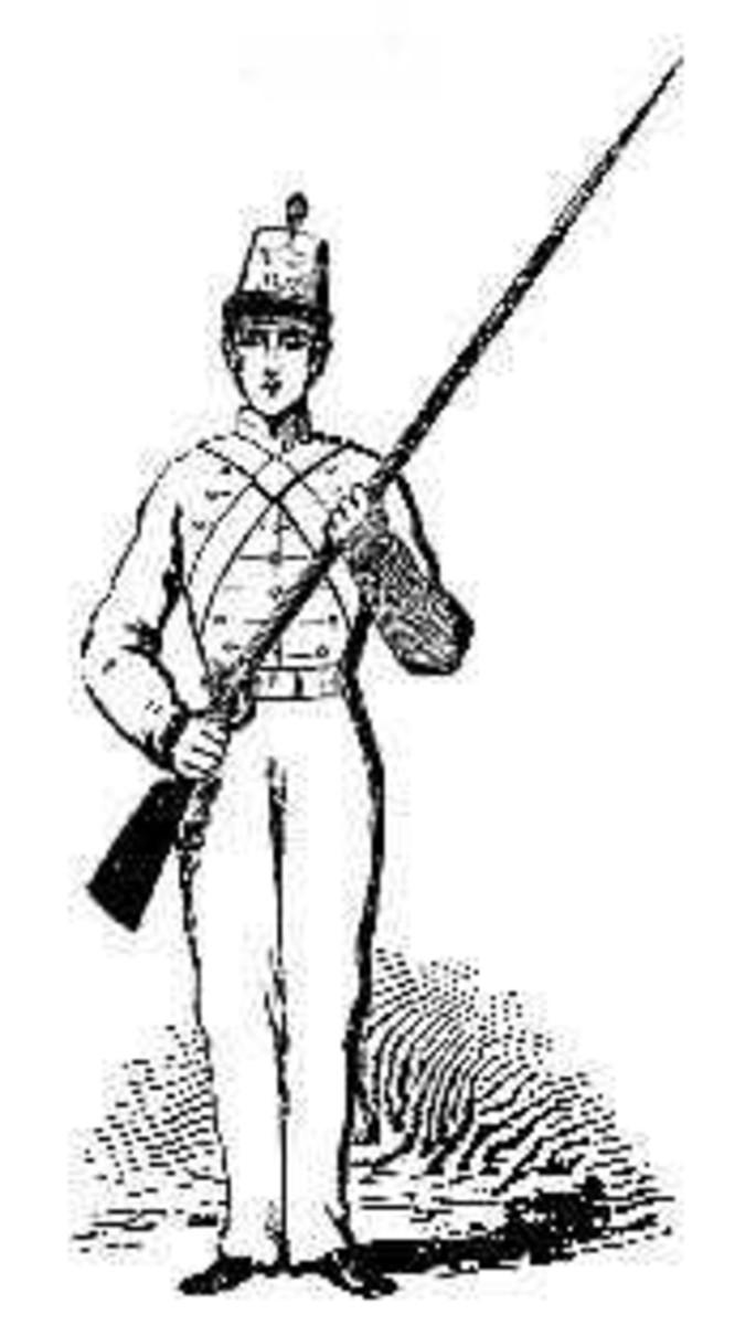 Gilham's Manual - Port Arms