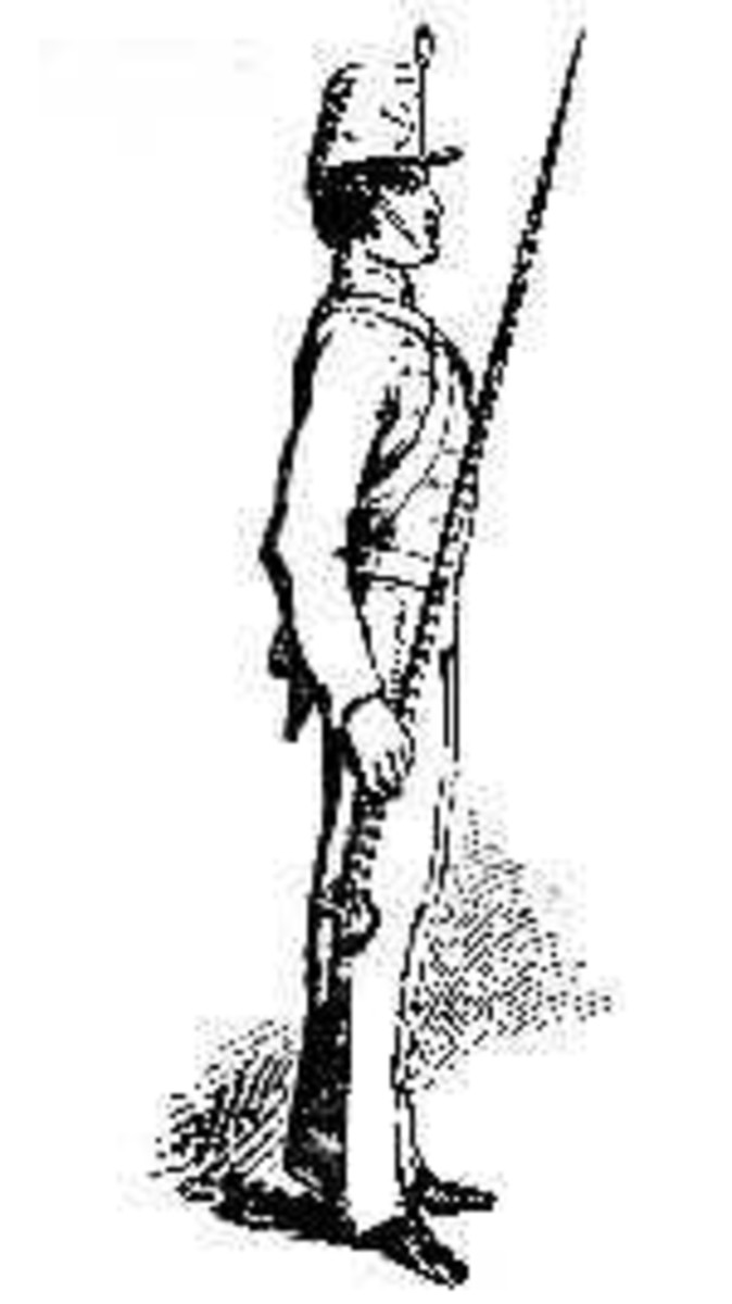 Gilham's Manual - Trail Arms
