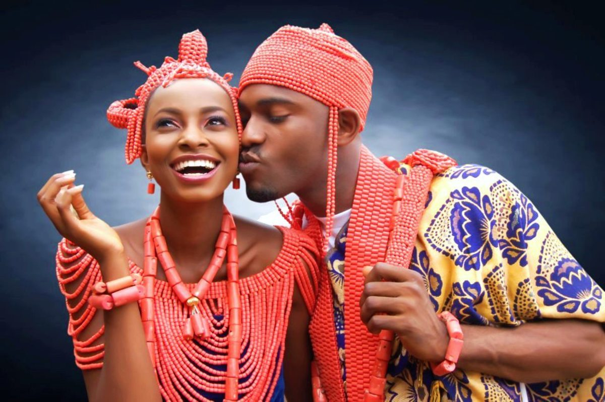 Edo Traditional wedding