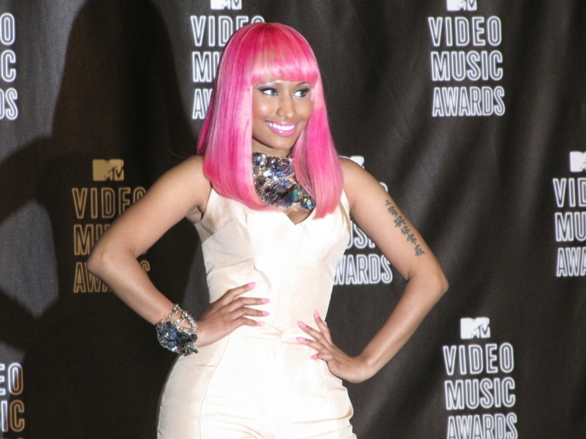Nicki Minaj : Top 15 Things She Wants You To Know