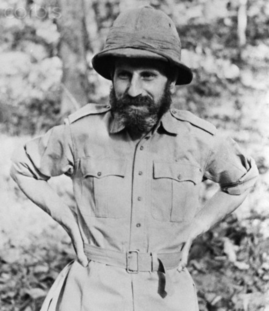 Spectres of the Burma Jungle, Orde Charles Wingate and  his Chindits defeat the murderous Japanese.