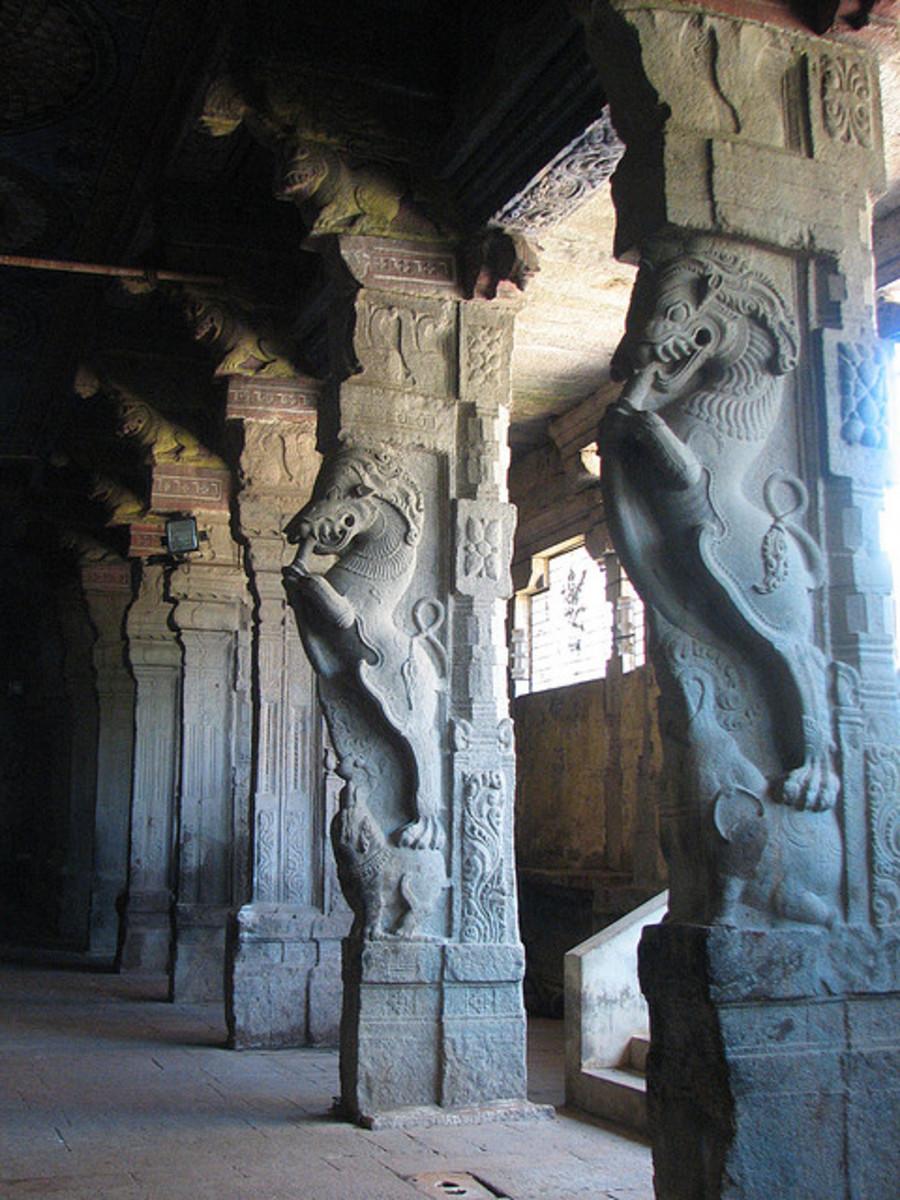 Details of Pillars