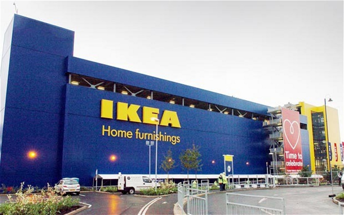 IKEA-the leading distributor and innovator in furniture making