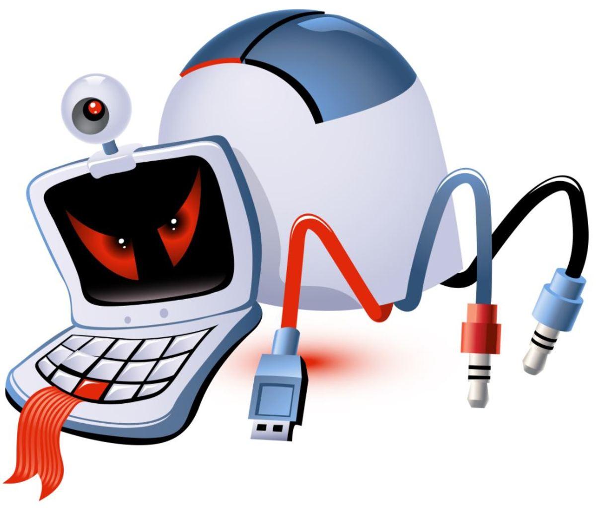 Malware - it hides everywhere