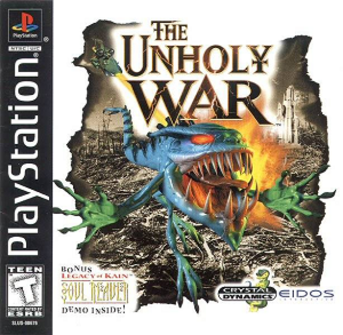 The Unholy War - A Retrospective Review