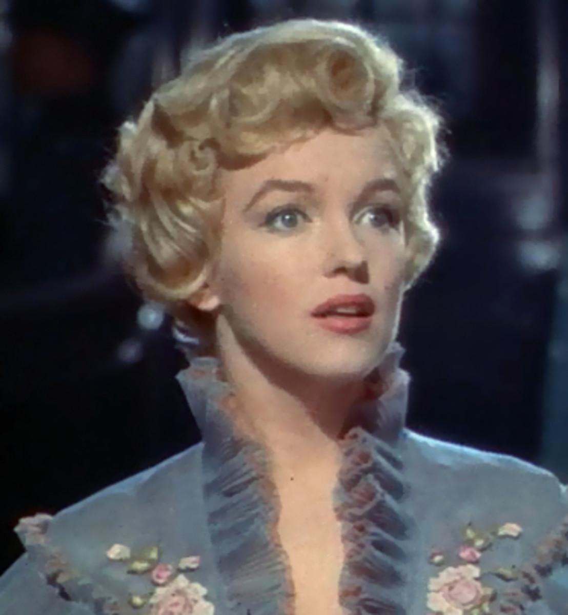 Child Woman Marilyn Monroe