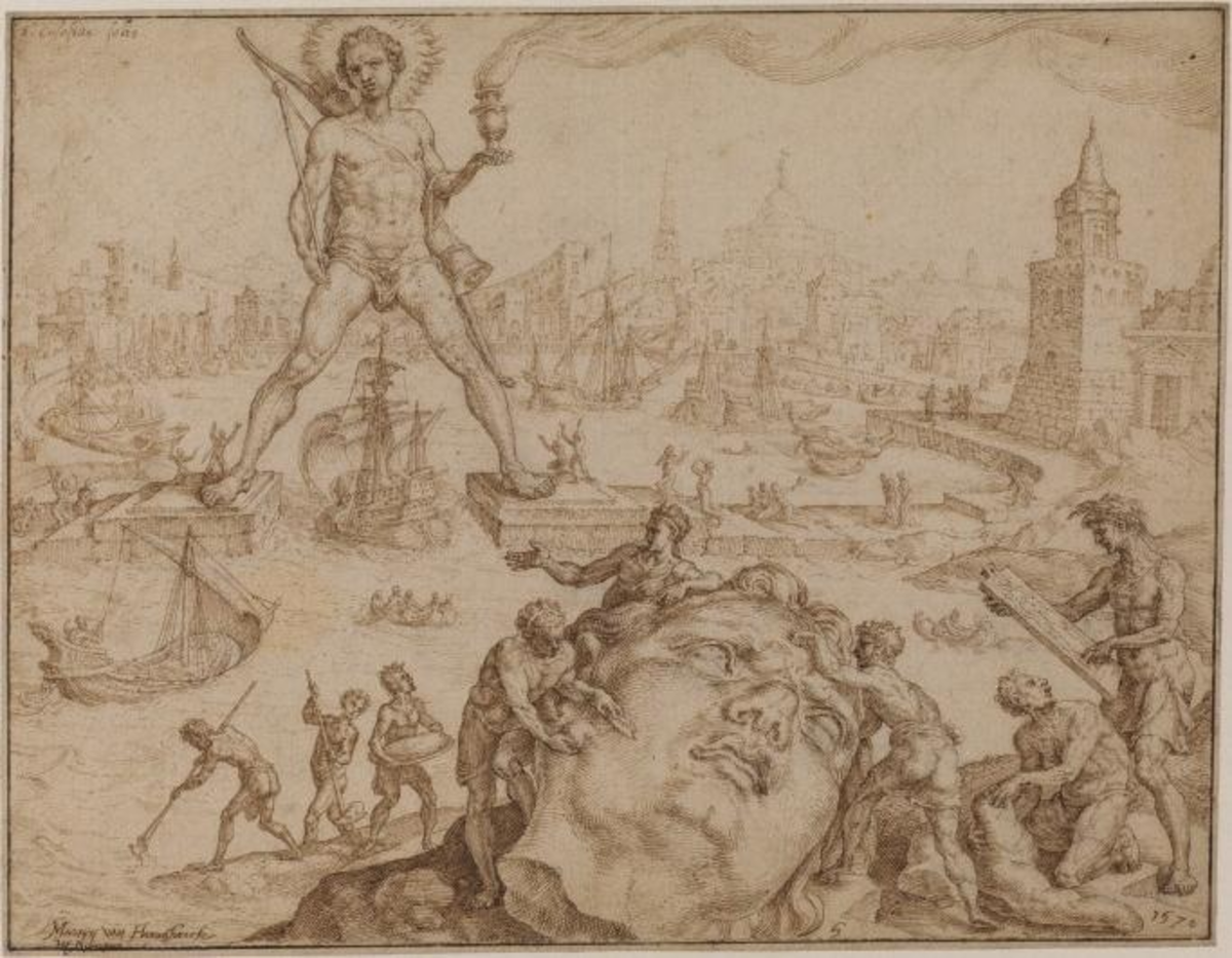 Colossus at Rhodes