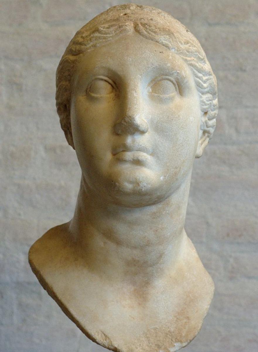 Berenice II Queen of Egypt