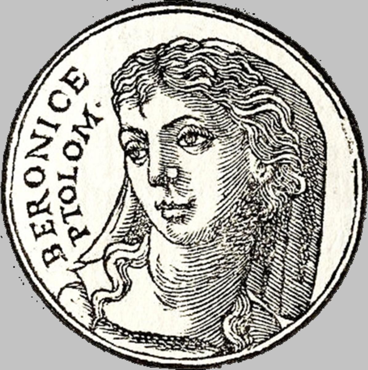 Berenice I - Queen of Egypt