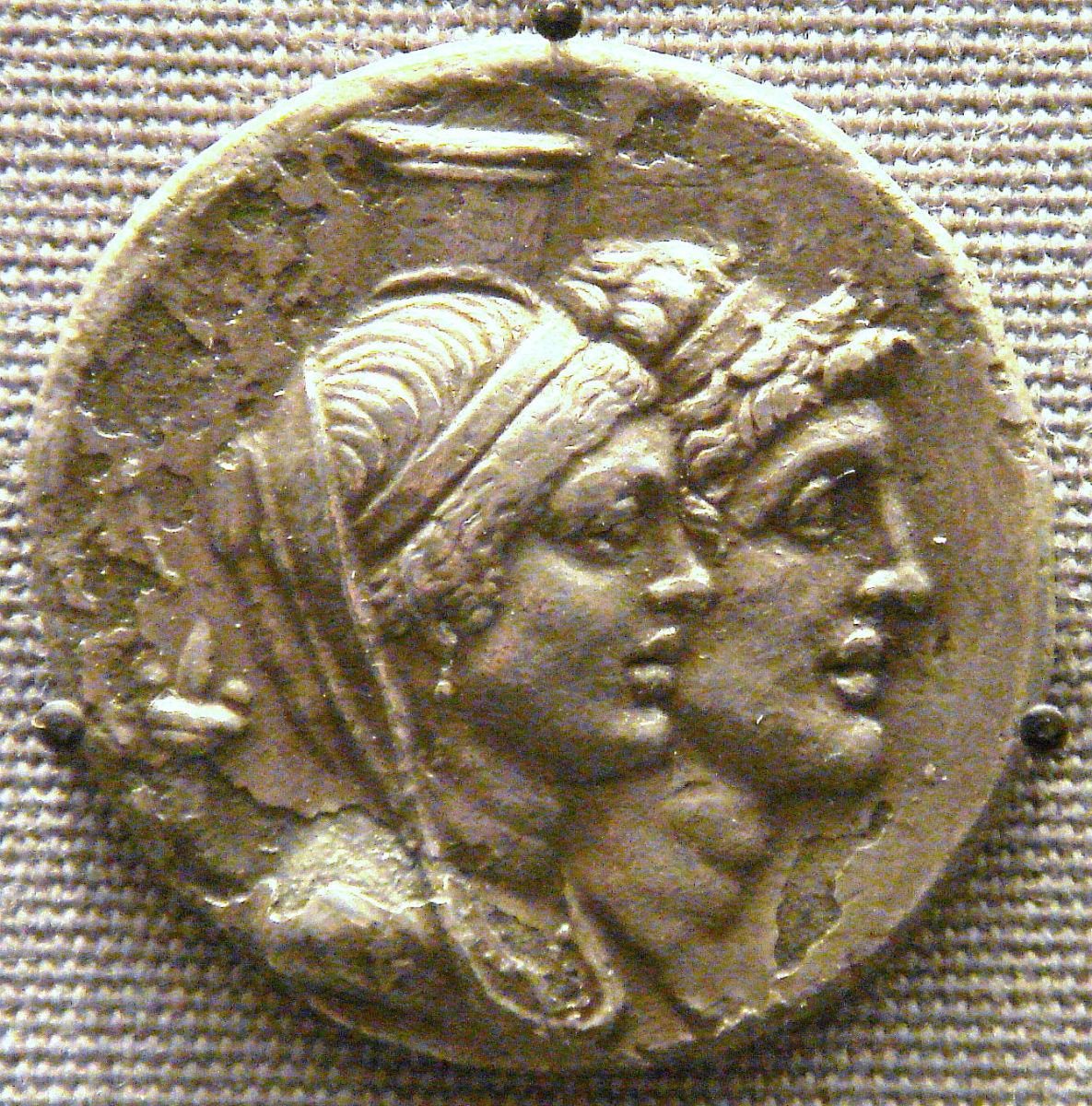 Alexander Balas and Cleopatra Thea