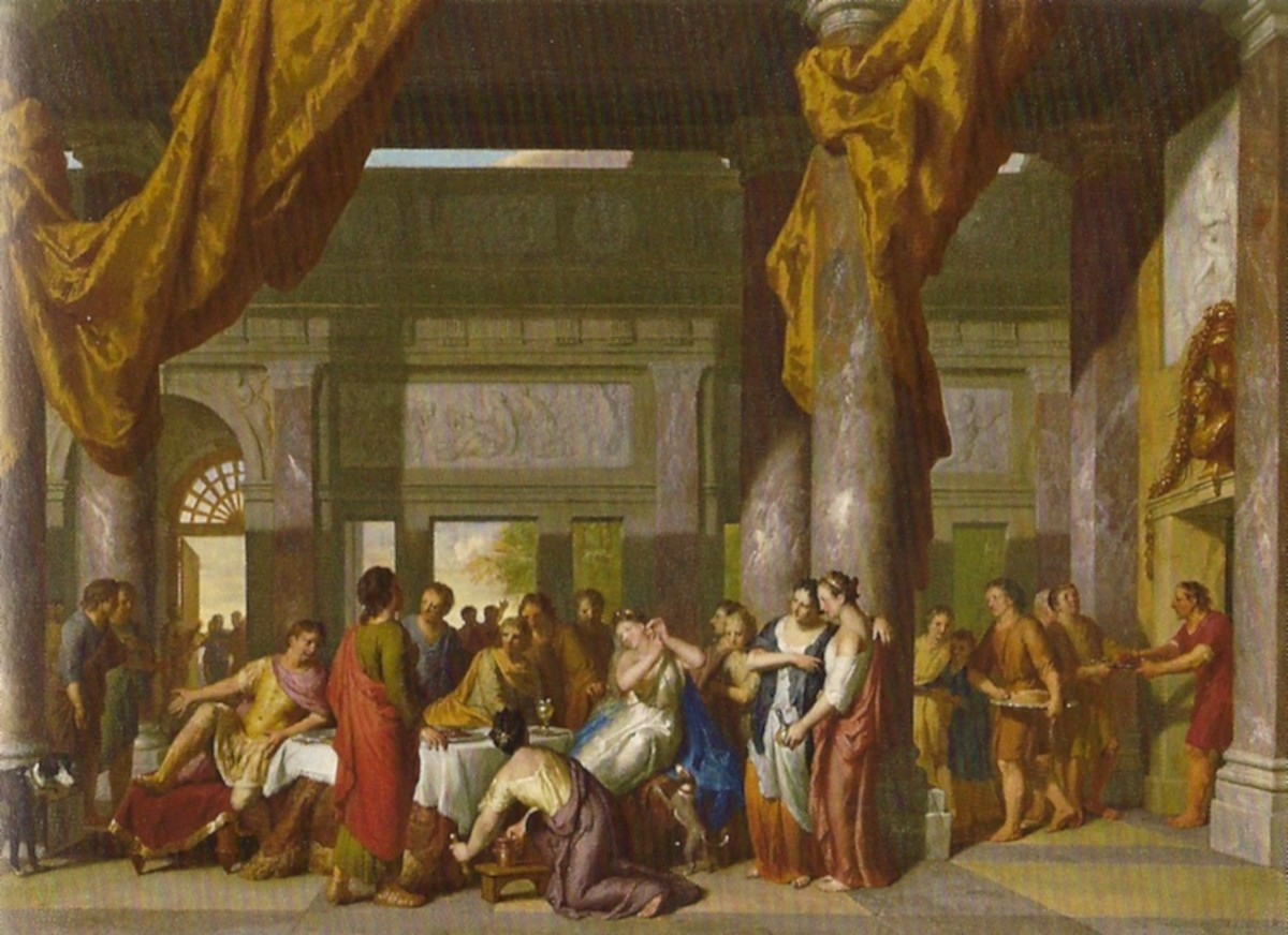 Banquet of Antony and Cleopatra