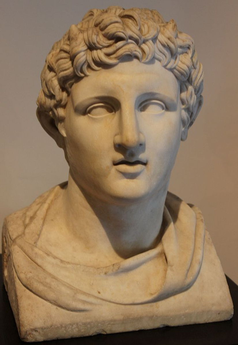 Demetrius I of Macedon - Ptolemy's son-in-law