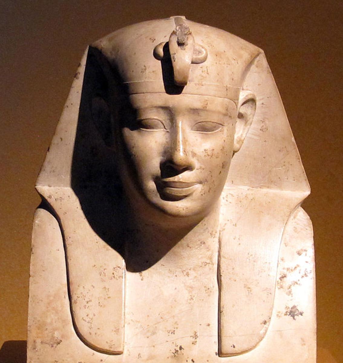 Ptolemy II Philadelphus as Pharaoh