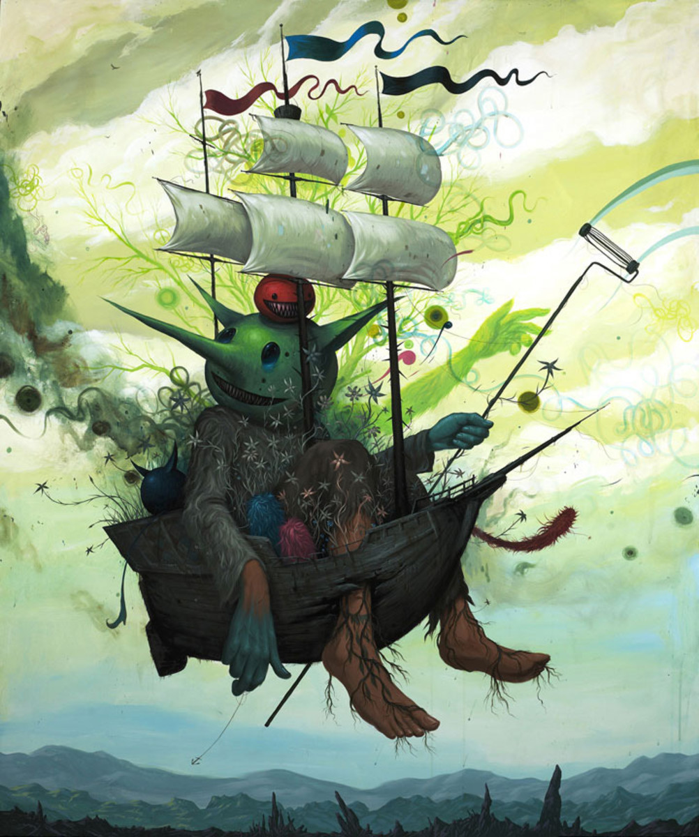 Jeff Soto's Last Voyage: A Visual Analysis