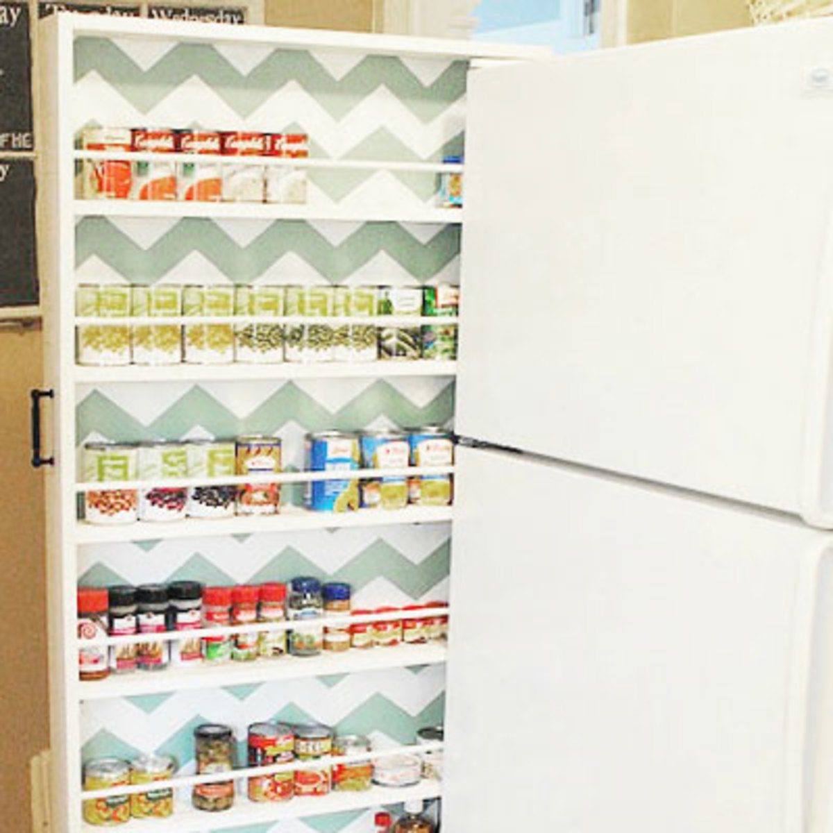 Secret Storage for Small Spaces | Easy Organization Ideas for the Home