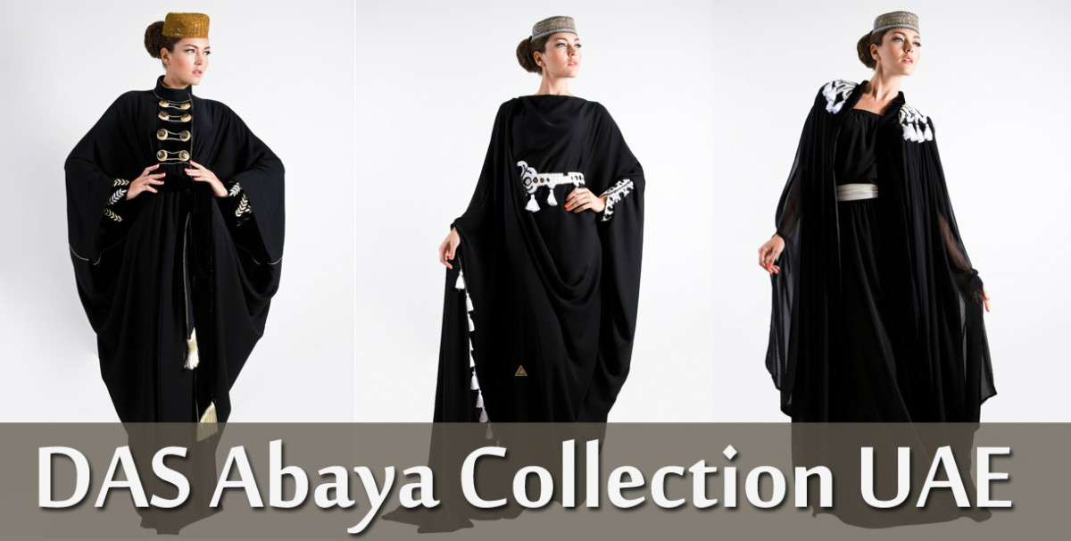 DAS Collection - abayas