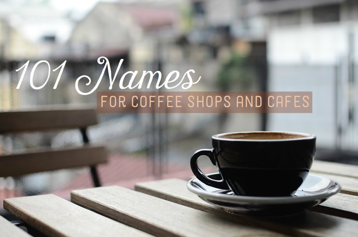101 Coffee Shop and Cafe Name Ideas