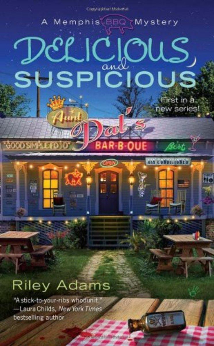 Delicious and Suspicious