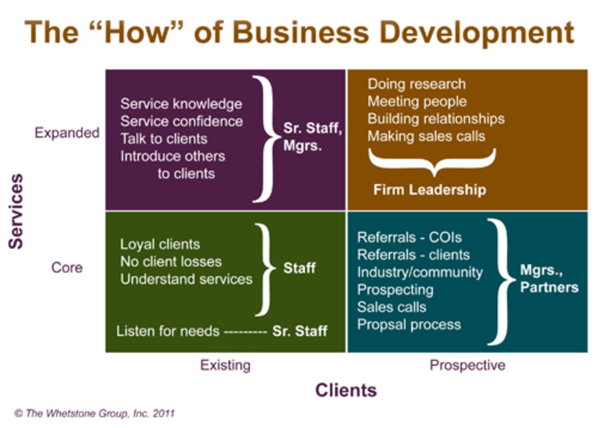 How to become a business development manager?