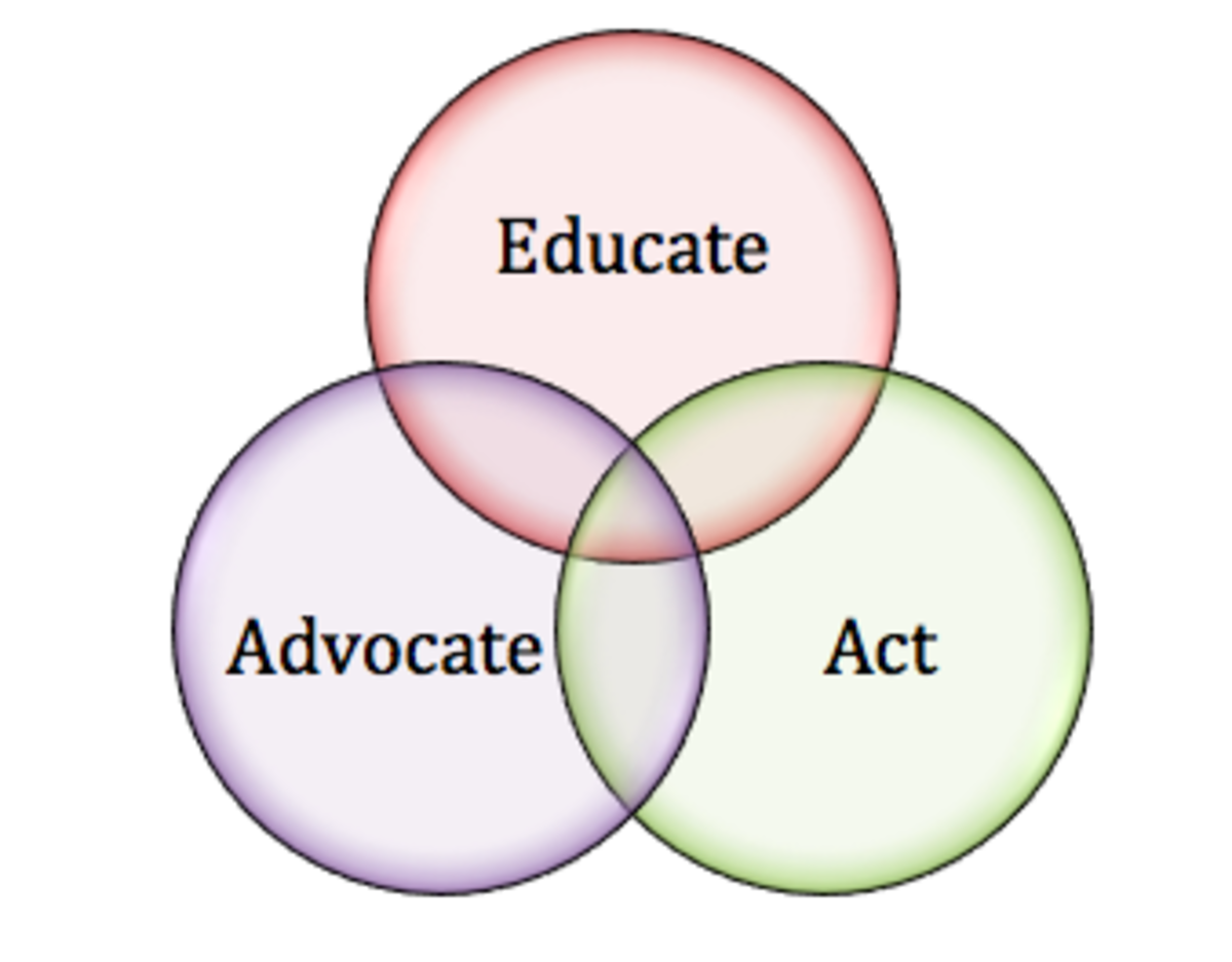 Develop and popularize the vision through advocacy campaigns.