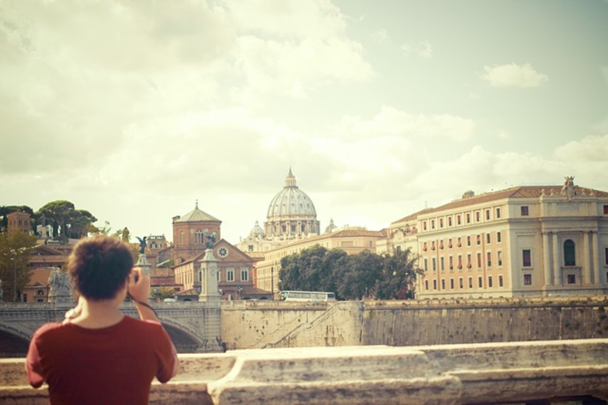 Vatican City is the smallest country in the world