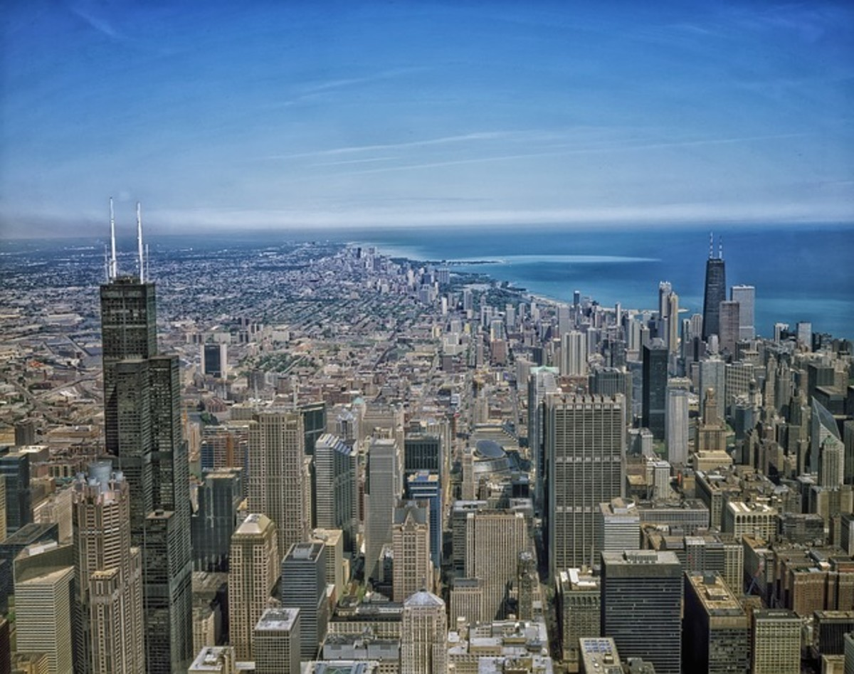 Chicago is said to be the most corrupt city in the United States