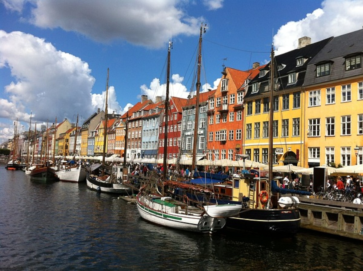 Copenhagen in Denmark is the happiest city in the world