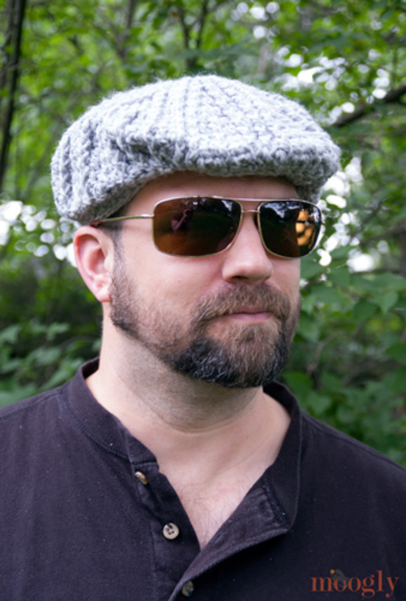 Free Crochet Mens Hat Patterns Hubpages
