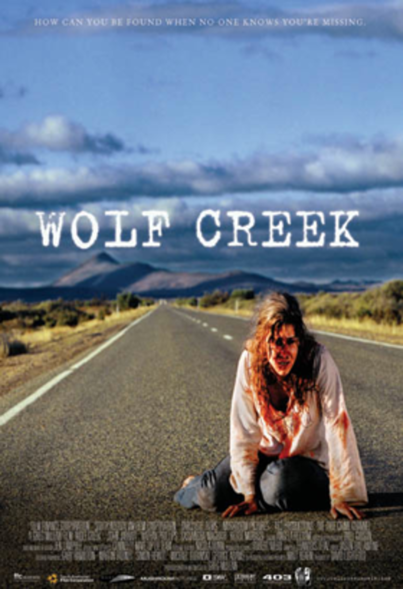 Behind the Terror - Wolf Creek