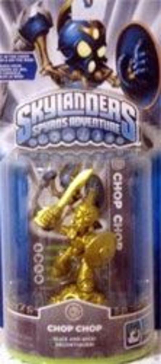 Skylanders Gold Chop Chop