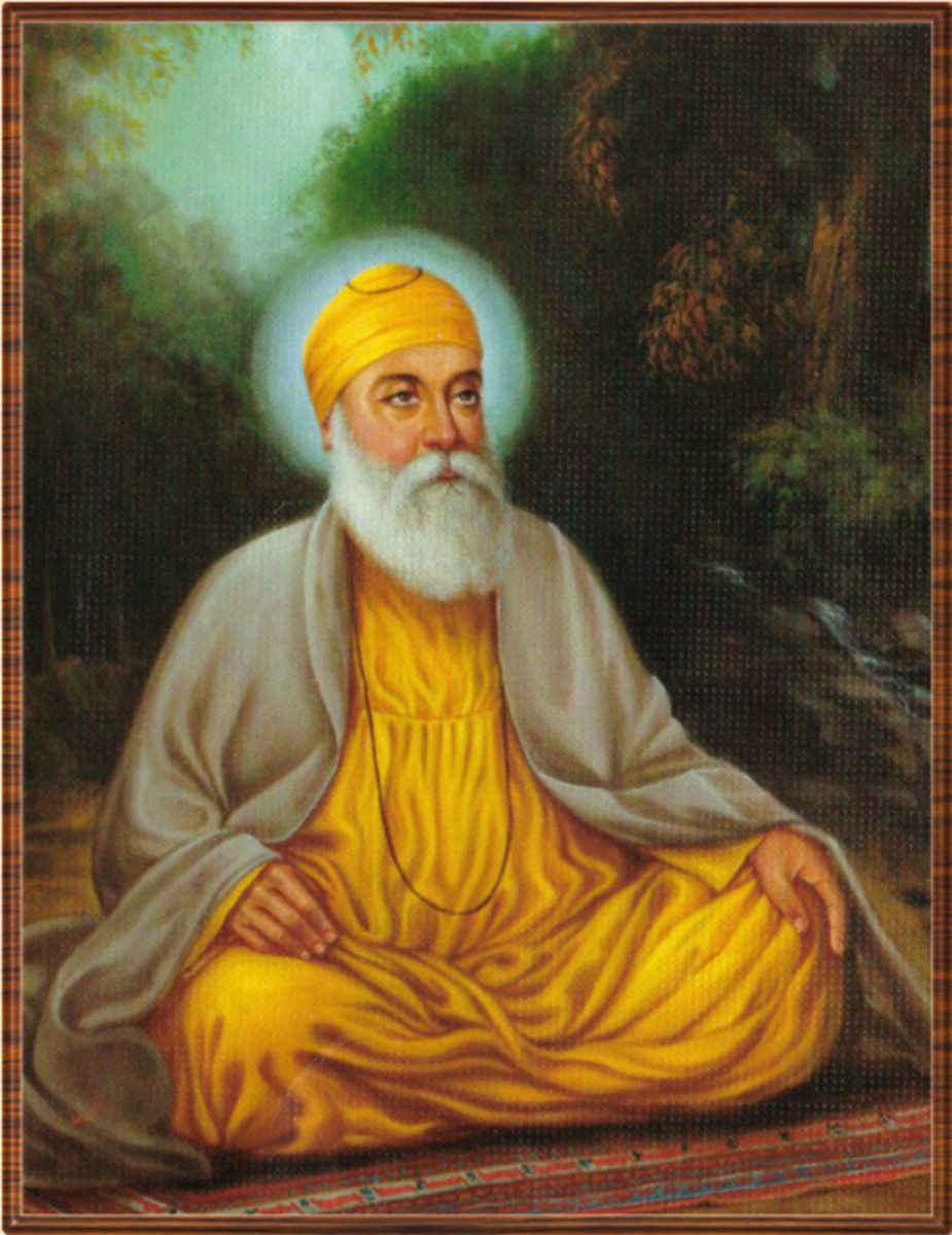 The First Sikh Guru - Guru Nanak Dev Ji
