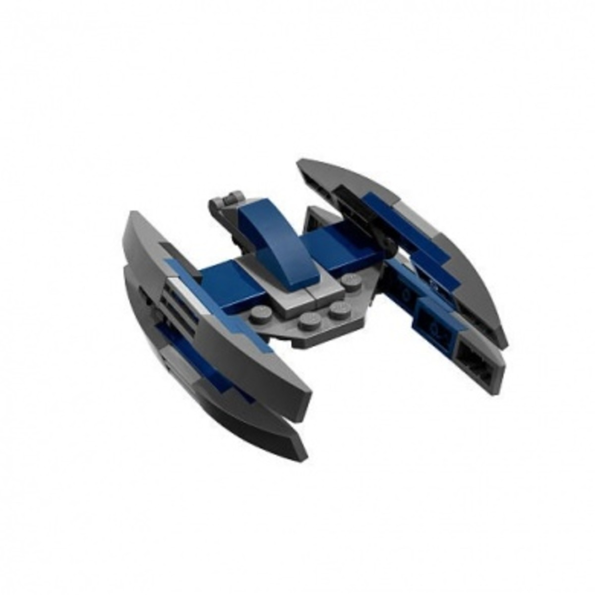 LEGO Star Wars Droid Fighter 30055 Assembled