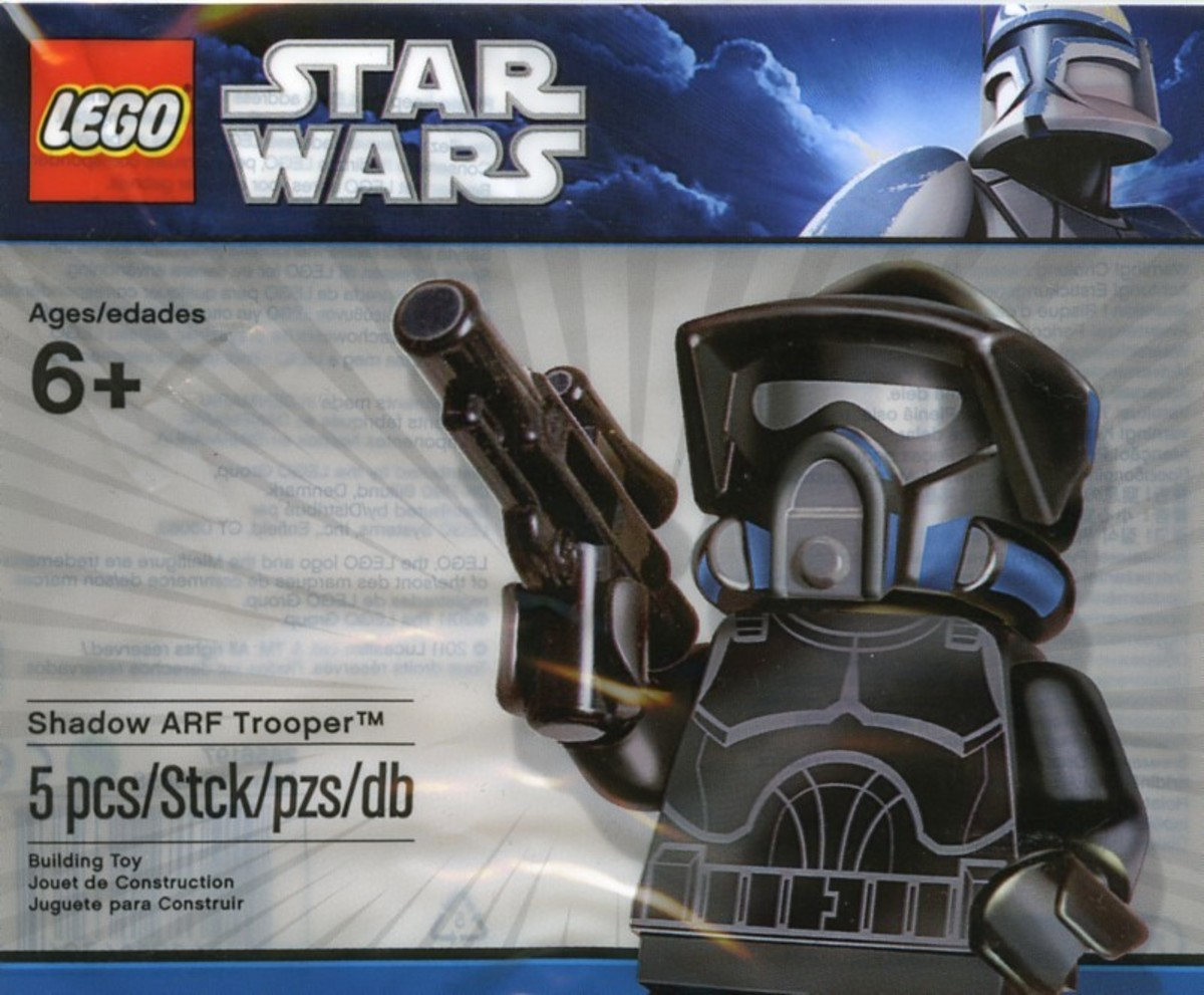 LEGO Star Wars Shadow ARF Trooper 2856197 Bag