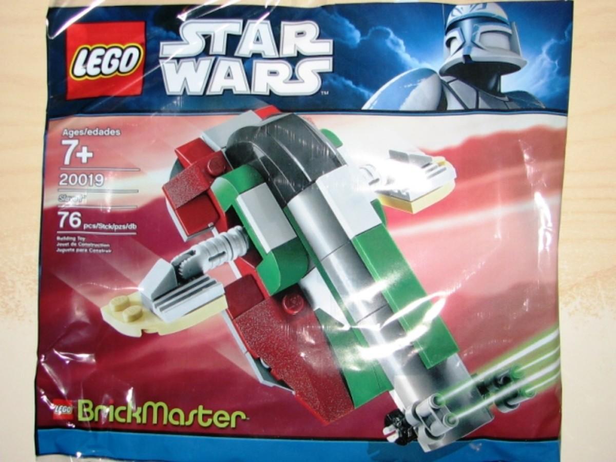 LEGO Star Wars Slave I 20019 Bag