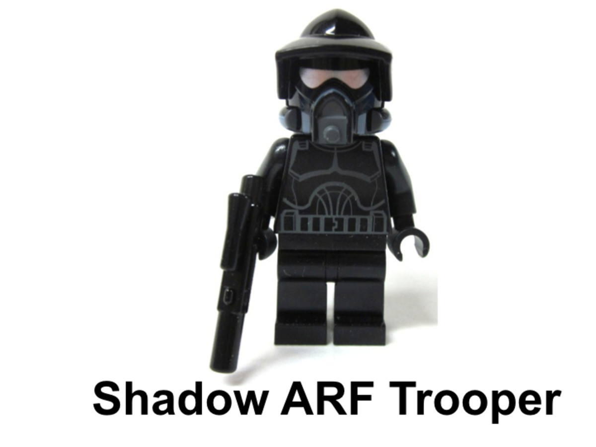LEGO Star Wars Shadow ARF Trooper 2856197 Minifigure